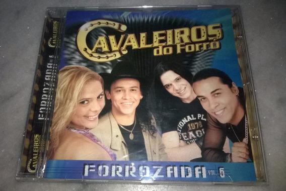FORRO 6 CD CAVALEIROS DO BAIXAR VOL