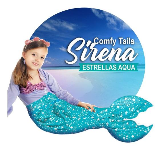 Frazada Calentador Providencia Cola De Sirena Extra Suave