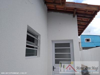 Casa Para Venda Em Mogi Das Cruzes, Caputera, 2 Dormitórios, 1 Banheiro, 1 Vaga - 2514
