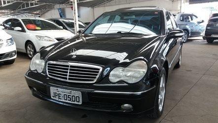 Mercedes-benz C 240 2.4 Avantgarde Gasolina 4p Automático