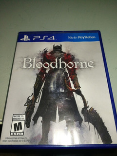 Bloodborne (ps4) - Seminuevo