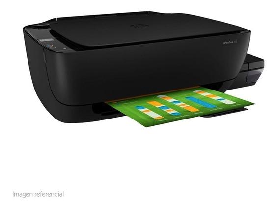 Hp Impresora Multifuncional Con Tanque De Tinta Hp 315 Impr