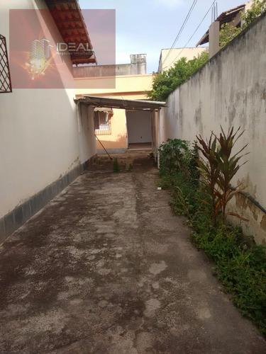 Imagem 1 de 9 de Casa Em Parque Leopoldina - Campos Dos Goytacazes, Rj - 7367