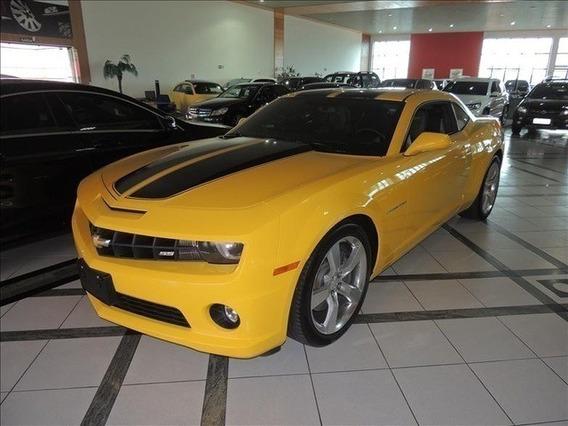 Chevrolet Camaro 6.2 2ss Amarelo V8 Gasolina 2p Aut. 2013