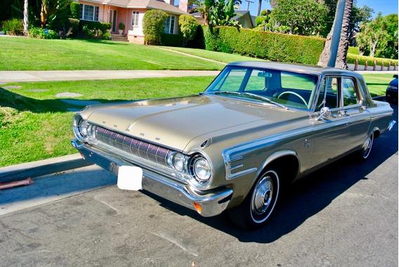 Dodge 440 1964 50 Aniversario Golden Anniversary
