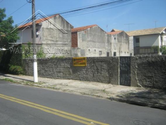 Terreno - Parque Monte Alegre - Ref: 4074 - V-4074