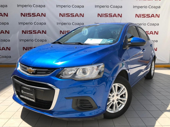 Chevrolet Sonic Paq D Etandar 2017. 4 Cilindros