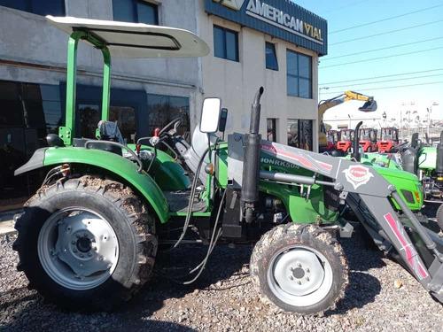 Tractor Chery Con Pala Incluida Tipo Jhon Deere