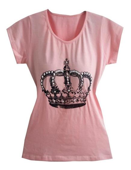 Blusas Femininas Camiseta