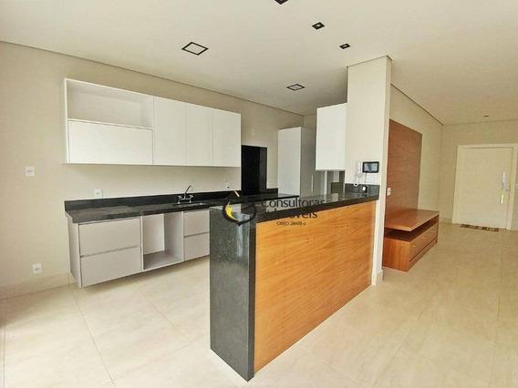 Casa Com 3 Dormitórios À Venda, 152 M² Por R$ 680.000 - Residencial Village Morumbi - Paulínia/sp - Ca0867
