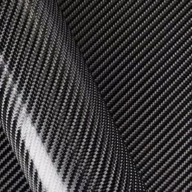 Envelopamento Fibra Carbono 4d  1x1,50mt Moldável