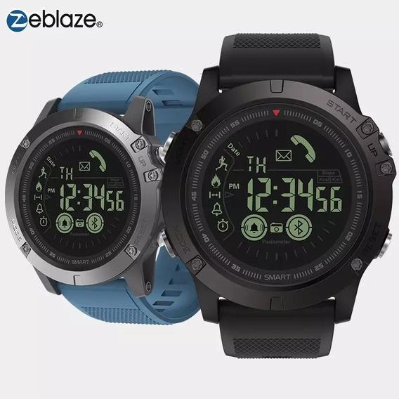 Relógio Masculino Bluetooth Zeblaze Vibe 3 Original