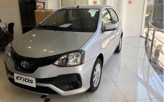 Toyota Etios 1.5 X Plus 16v 5p 2020