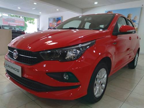 Fiat Cronos 0km Financiado 100% Entrega Directa Tomo Usado M