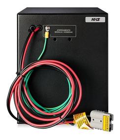 Módulo De Baterias Nhs 3 X 17ah Selada Tensão 36v