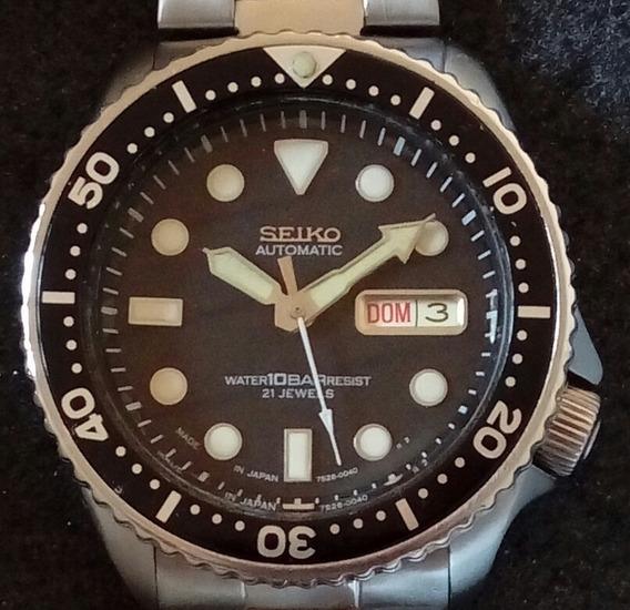 Relogio Seiko Scuba Diver