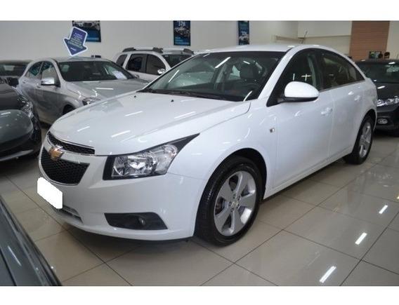 Chevrolet Cruze Lt 1.8 Branco 16v Flex 4p Aut. 2014