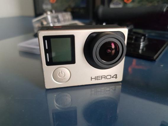 Gopro Hero 4 - Silver