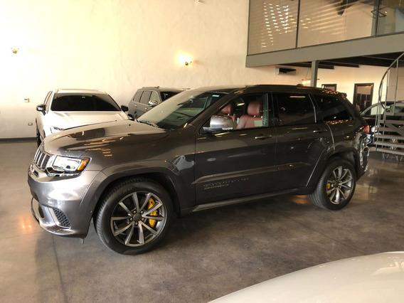 Jeep Grand Cherokee Trackhawk 2018!