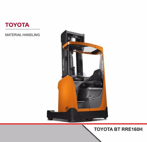 Apilador Reach Toyota Bt Rre160h + Batería + Cargador