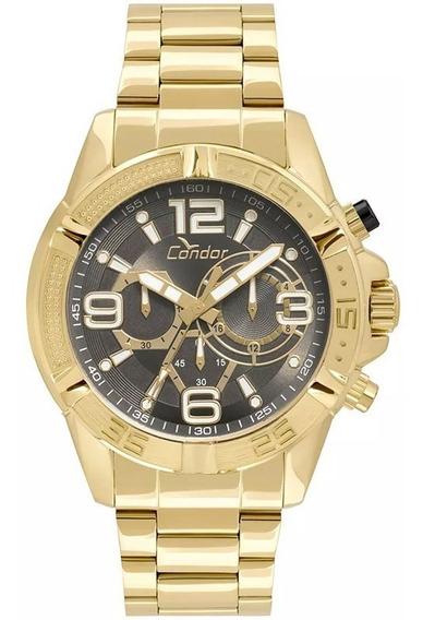 Relógio Condor Masculino Covd54au/4c C/ Garantia E Nf
