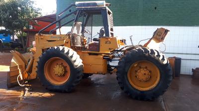 Tractor Zanello Forestal 4x4 Con Malacate Y Pala Cargadora