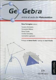 Geogebra Entra Al Aula De Matematica - Ferragina Rosa