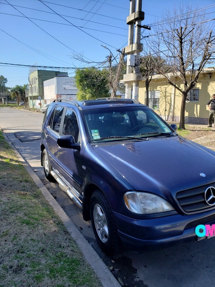 Mercedes-benz Ml 3.2 Ml320 At Luxury 2001