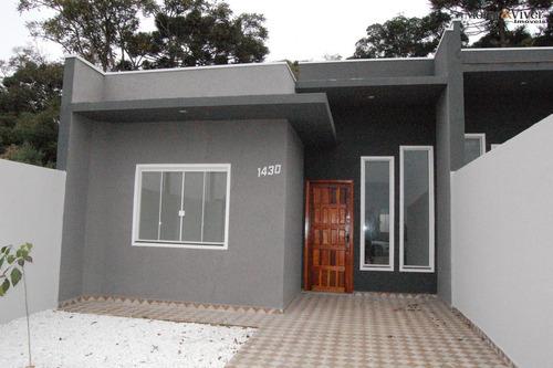 Imagem 1 de 15 de Casa Para Venda Em Fazenda Rio Grande, Nações, 3 Dormitórios, 1 Suíte, 2 Banheiros, 2 Vagas - Faz0095_1-1929913