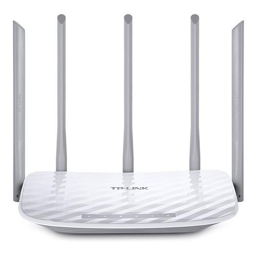 Router Dual Band Tp Link Archer C60 Ac1350 5ghz 2.4ghz 5 Ant