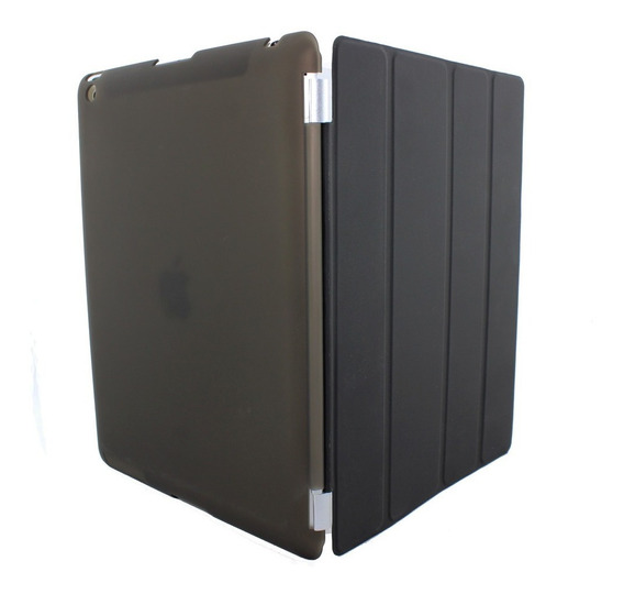 Capa Case Kit Para iPad 2 3 4 Smart Cover+traseira + Brinde