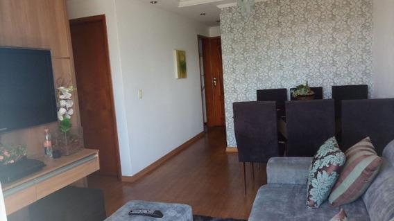 Apartamento Em Ipiranga, São Paulo/sp De 55m² 2 Quartos À Venda Por R$ 275.000,00 - Ap350870
