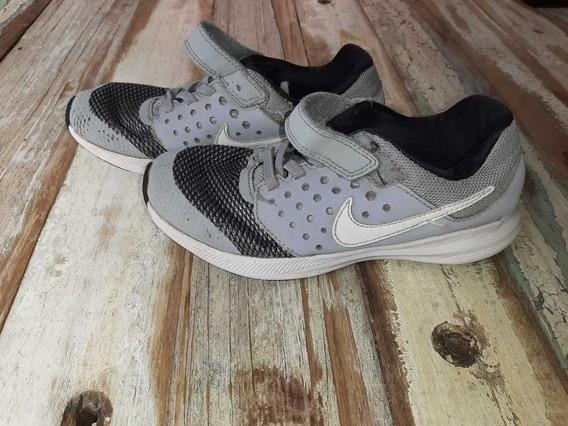 Zapatillas Nike Downshifter 7 Niño Usada Original