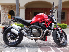 Ducati Monster 2015 1200cc Ducati Monster 1200cc Unico Dueño