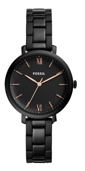 Relógio Fossil Feminino Jacqueline Es4511/1pn