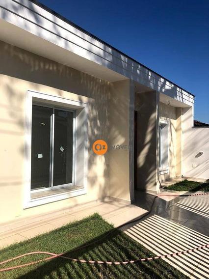 Casa Com 3 Dormitórios À Venda, 200 M² Por R$ 1.480.000 - Parque Continental - São Paulo/sp - Ca0003