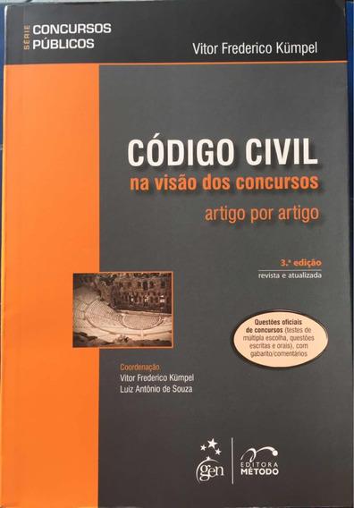 Código Civil Na Visão Dos Concursos