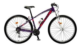 Bicicleta Mountainbike Olmo R26 All Terra 24v Aluminio Attac