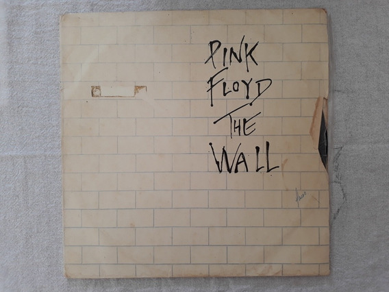 Vinil Pink Floyd The Wall