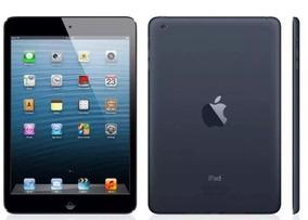 Ipad Mini Segunda Geração 32 Gb Azul Com Capa E Carregador