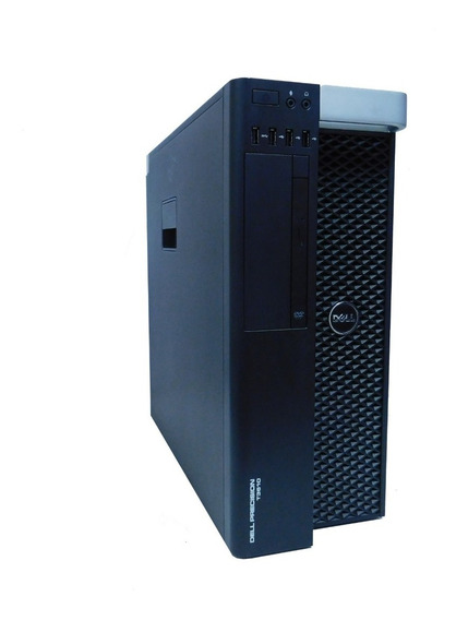 Cpu Dell Precision T3610 Intel Xeon E5-1650 3.5ghz 64gb 8tb