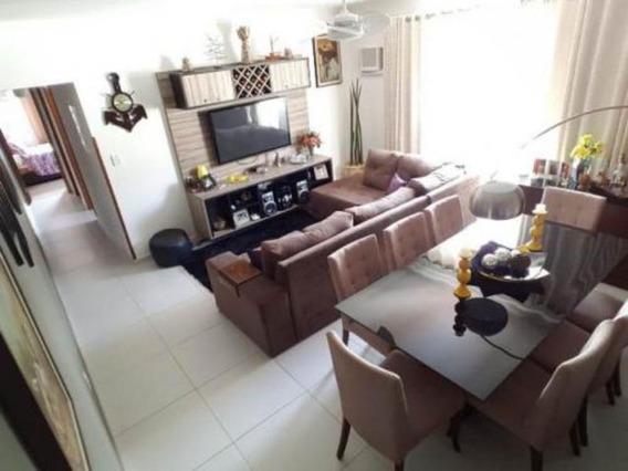 Apartamento Com Piscina E Ar Condicionado Santos - 5767|npc