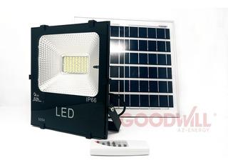 Panel Solar + Reflector 30w + Bateria