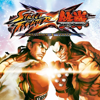 Street Fighter X Tekken Complete Pack / Envio Inmediato //