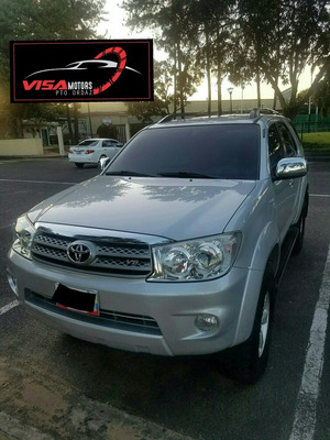 Toyota Fortuner 2012 4x4 Sr5