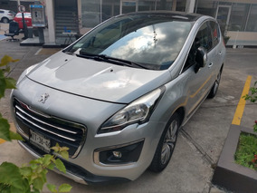 Peugeot 3008 2.0 Gt Line Hdi At 2016
