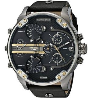 Reloj Diesel Mr Daddy 2.0 Dz7348 - Entrega Inmediata