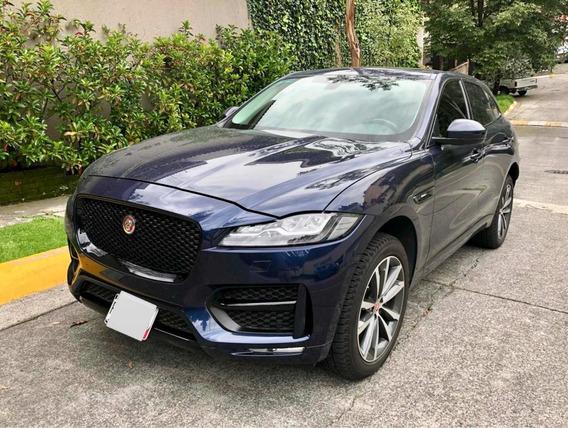 Jaguar F-pace 3.0 R-sport At 2017