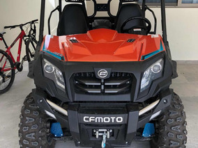 Cfmoto Uforce 550 Ranger (polarias Rzr X3 Can Am)