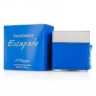 Perfume Passenger Escapade For Men S.t.dupont Edt 30ml Novo